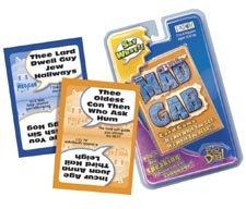 Pocket Bible Mad Gab Card Game