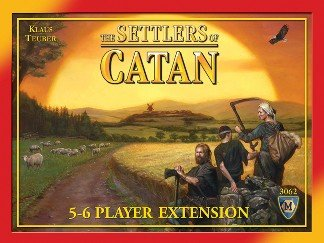 Settlers of Catan - 5-6 player extension