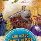 Ticket to Ride 1910 Card Expansion