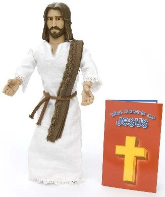 Messengers of Faith - Jesus  Talking Doll