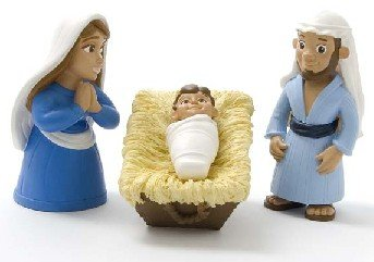 The Birth of Jesus Playset