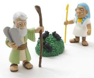 Tales of Glory - Moses and the Ten Plagues Playset