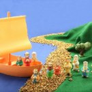Jesus' Galilean Boat Playset