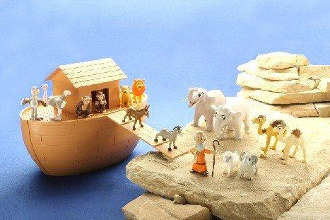 Noah's Ark Full Playset