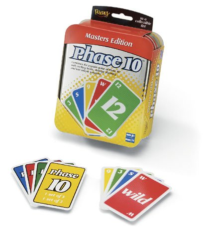 Phase 10 Masters Edition