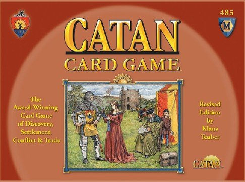 Settlers of Catan Card Game
