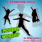 Dance Praise Expansion Pack Vol 1 Modern Worship