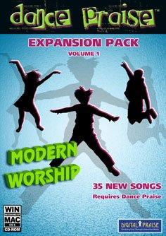 Dance Praise Expansion Pack Vol 1 Modern Worship