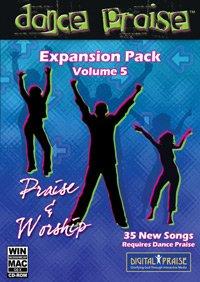Dance Praise Expansion Pack Vol 5 Praise,Worship