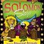 Solomon Says Bible Trivia for Kids