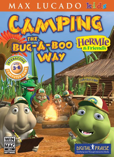 Hermie & Friends Camping the Bug-A-Boo Way