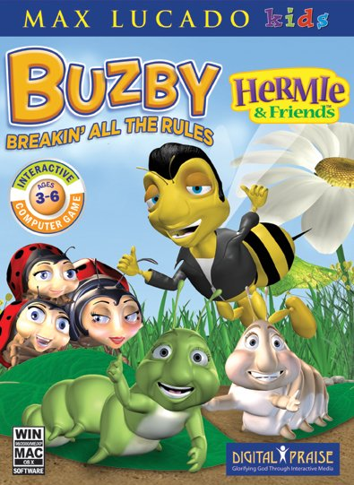 Hermie & Friends Buzby - Breakin all the Rules