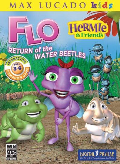 Hermie & Friends Flo - Return of the Water Beetles
