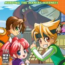 Light Rangers - Mending the Maniac Madness