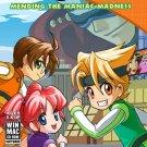 Light Rangers - Mending the Maniac Madness