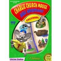Charlie Church Mouse Bible Adventure - Preschool
