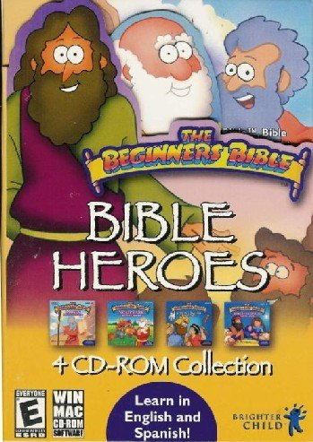Bible Heroes From The Beginners Bible