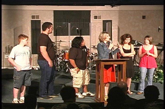 Youth Testimony