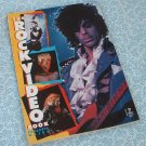 ROCK VIDEO BOOK 70's - 80's Paulette Weiss SC