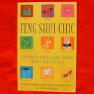 FENG SHUI CHIC BOOK Meltzer Andrusia 220 pgs. SC