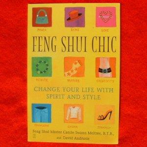 FENG SHUI CHIC BOOK Meltzer Andrusia 220 pgs. SC