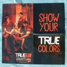 "TRUE BLOOD POSTER 2011 21""X22"" Paquin - NEW"