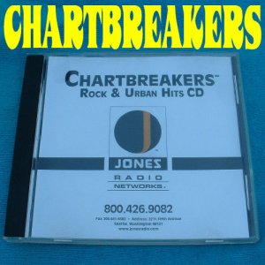 CHARTBREAKERS Rock & Urban Hits Compilation CD 2003 17 Songs  NEW