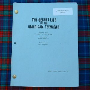 1 SECRET LIFE OF THE AMERICAN TEENAGER SCRIPT Airdate 2011
