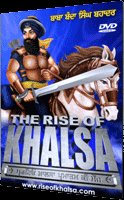 Sikh Movie - The Rise of Khalsa (DVD)
