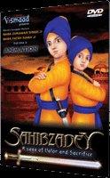 Sikh Movie - Sahibzadey (DVD)