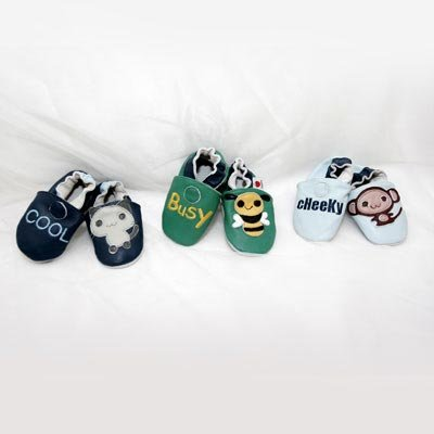 Apple Cheeks Baby Shoes - Case of 27 Units