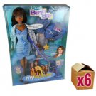 6 x My Scene Madison Doll