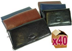 40 x Fracenni Ladies Wallets