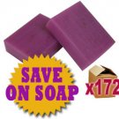 172 x Fragrant Soap Bars