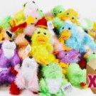72 x Plush Animals with Sound