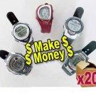 20 x Assorted Sport Watch Deluxe