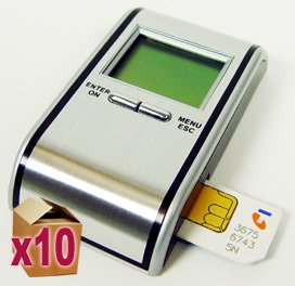 10 x Sim Card Backup Device