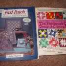 Fast Patch: A Treasury of Strip-Quilt Projects and patchwork quilt design book (Paperback)