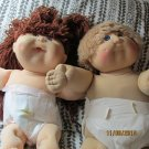 2 Cabbage Patch Kids Set C