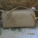 Tan Clutch type purse