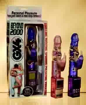 Beyond 2000 GX4 Purple