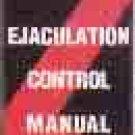 Book - Ejaculation Control - ELD6481