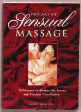 Book - The Art of Sensual Massage - ELD6865