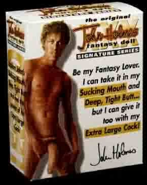 BIG JOHN DOLL Fantasy John Holmes