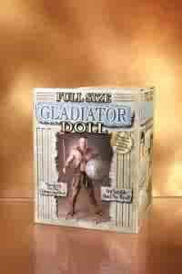 Gladiator Full Size Male Sex Doll