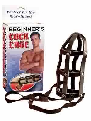 Beginner's Cock Cage