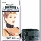 Neck Collar Patent Leather
