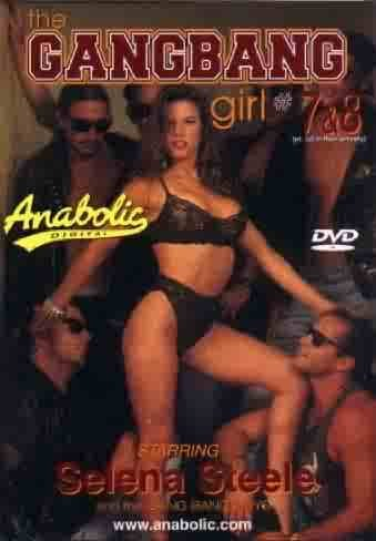 The Gangbang Girl # 7 & 8 - ANABOLIC