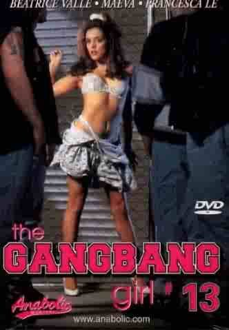 The Gangbang Girl #13 - ANABOLIC