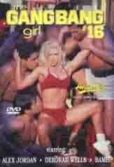 The Gangbang Girl #16 - ANABOLIC